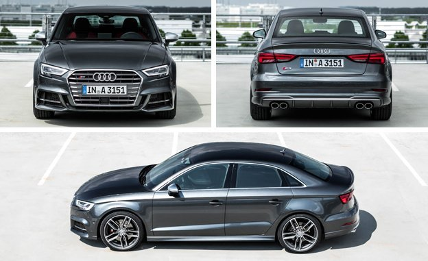 Audi S Sedan First Drive A Fantastic Car Made Even Better - Where are audis made