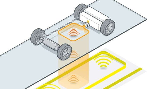 Charge Me Up Sae Developing Wireless Charging Standard For Electric Cars