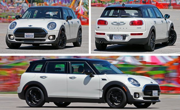 2016 Mini Cooper Clubman 15t Manual Tested Absence Of Options