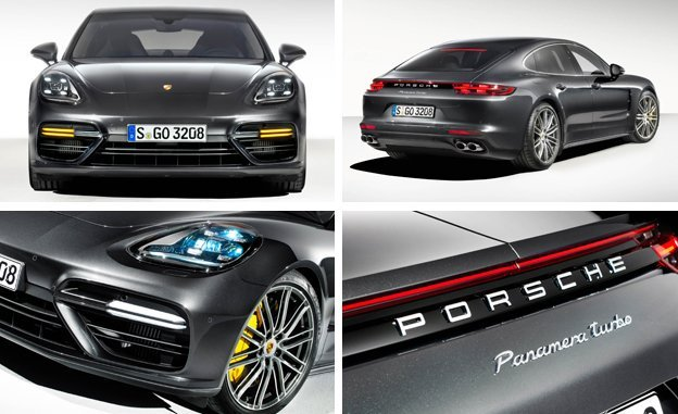 second gen 2017 porsche panamera gets a new platform new engines and a way better bod amigos. Black Bedroom Furniture Sets. Home Design Ideas